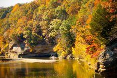 5. Turkey Run State Park - Marshall