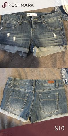 Jean shorts Perfect condition. Shorts