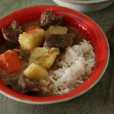 Tibetan Beef and Potato Stew Recipe - Saveur.com (Not interested in the potatoes, but like different take on chuck roast)