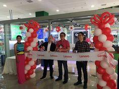 Lenovo opens new concept store in Iloilo