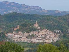 Montefortino – Veduta