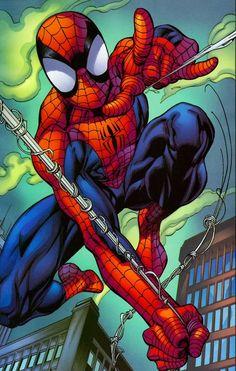 Ultimate Spider-Man #46 - Mark Bagley
