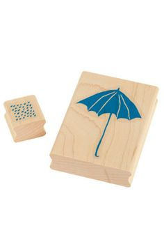 Rain Rain Go Away Stamp Set
