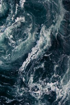 I imaged the sea looking like this. Claire described it as harsh, and unloving. It looks like there was a hurricane or horrible storm going on.
