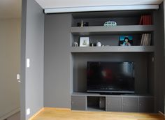 Kallax is perfect for made-to-measure shelves. Read more