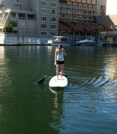 paddleboards on lake coeur d alene