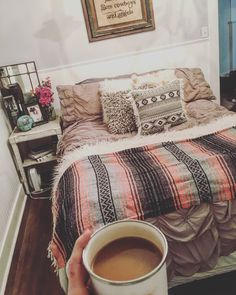 For more follow @kaleighhodges11 Western Bedroom Decor, Western Rooms, Western Decor, Room Ideas Bedroom, Home Bedroom, Dream Rooms, Dream Bedroom, My New Room, My Room