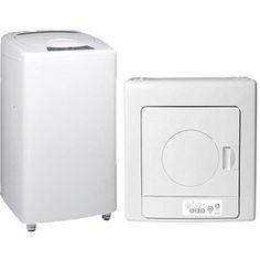 Haier 2.6 cu. ft. 120 Volt Compact Electric Dryer-HLP141E at The ...