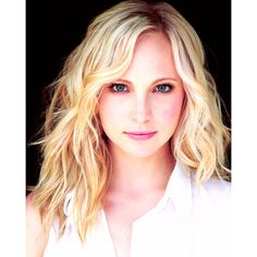 An image of candice accola ❤ liked on Polyvore featuring hair, candice accola, people, hairstyles and cabelo