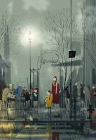 Street fair. by PascalCampion