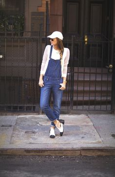 Trend Posting- Dungarees, Overalls… All Over