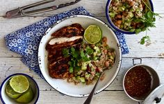If you want to know the secret behind the Jamaican sprint team then look no further than this classic jerk chicken recipe, which has been created by The Cook's Grocer.