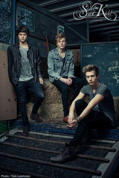 The Vamps, my other British boy band addiction. God how i love the britis.