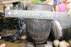 Have you had your sample from Ole Smoky Moonshine in downtown Gatlinburg.