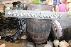 Have you tried some moonshine? #Gatlinburg