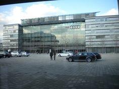 Trabajo soñado (Audi Alemania)
