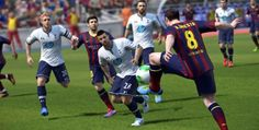Trailer of FIFA 15 recreates the 20 stages of the Barclays Premier League