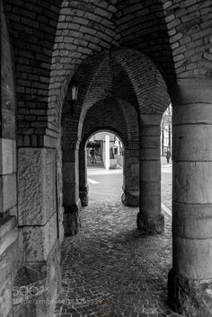 Abdijhof Roermond by MarcelRoggisch
