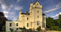 Castle Lachlan on the shores of Loch Fyne, Argyll, Scotland.  Someday I WILL go here .... the land of my ancestry.