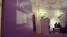Inaugurazione di #leggevocheero