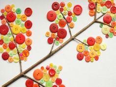 autumn kids crafts - Buscar con Google