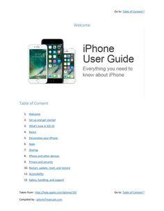 Iphone 9, Apple Iphone, Iphone Life Hacks, Apple Inc, User Guide, The Borrowers, Manual, Ios, Archive