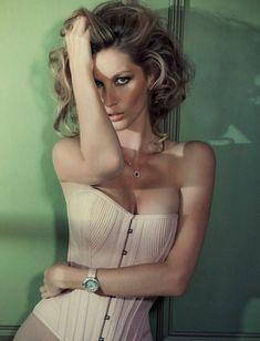 Gisele Bundchen/Vogue Brazil