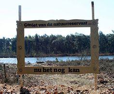 Natuurpunt, Hans Van Dyck en Joeri Cortens voeren actie bij Snepkensvijver 25/04/2015 om 10u00