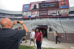 #2014 EBV participants on the field at Doak!