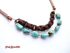 Country Chic Jewelry Southwest Jewelry Turquoise by RedBear501