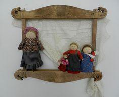 Выставка-Русский костюм на рубеже эпох. Куклы