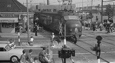 Amsterdam, bij station Sloterdijk. Datum 20 augustus 1962.