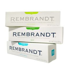Rembrandt Packaging is lovely