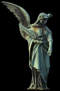 Cemetery Statues by Stefan Hanemann, via Flickr