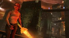 Gat Out of Hell Review and Saints Row IV: Re-Elected Impressions XONE