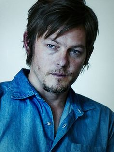 From the movie Hello Herman. Great film produced by Reedus himself. Norman plays a much different character from what we usually see, and he does a really fantastic job at it.