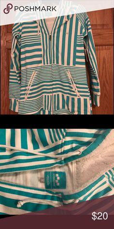 209d2104c8 Four Square Outerwear Zip Up Hoodie New with tags, super comfy and warm!  foursquare