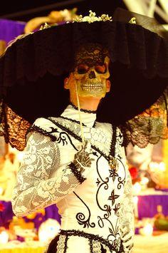 """La Catrina""  Orgullosamente de Aguascalientes, Mexico"