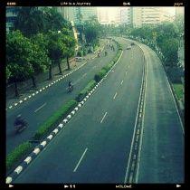 Jakarta @ 6 AM