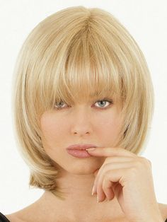 TP 4001 Human Hair Top Piece by Louis Ferre | The HeadShop Wigs