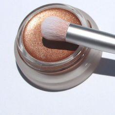 RMS Beauty Eye Polish in Lucky & Eye Polish Brush