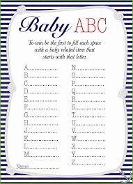 Image Result For Free Baby Shower Games Printable Worksheets