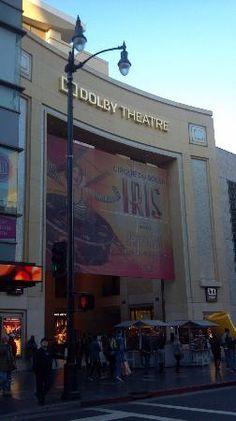 Glitterati Private Tours of Los Angeles: Home of the Academy Awards, The Dolby Theater on Hollywood Boulevard.