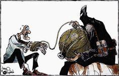 Journal arabe Al Quds al Arabi, signé Majlufmakhlouz. Titré : « les musulmans sont les premières victimes »