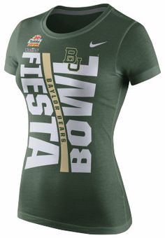 2014 Fiesta Bowl #Baylor Women's T-Shirt ($25 at Baylor Bookstore) #BaylorFiesta #SicEm