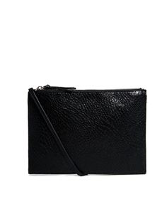 Enlarge Monki Annie Double Compartment Zipped X Body Bag