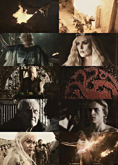 """I am no maester to quote history at you, Your Grace. Swords have been my life, not books. But every child knows that the Targaryens have always danced too close to madness. Your father was not the first. King Jaehaerys once told me that madness and greatness are two sides of the same coin. Every time a new Targaryen is born, he said, the gods toss the coin in the air and the world holds its breath to see how it will land."""