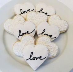 biscoitos amanteigados decorados com glacê R$ 4,50