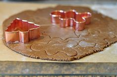 Gluten-Free Gingerbread Cut-Out Cookie Recipe