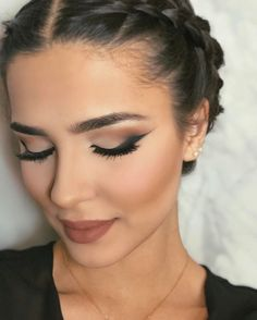 """20.9k Likes, 172 Comments - Amanda Kokoeva (@kokoandchanel) on Instagram: """"The video for this makeup look is now live on my YouTube❤️ search 'kokoandchanel' to watch!…"""""""